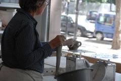 Stage de tournage céramique à Paris