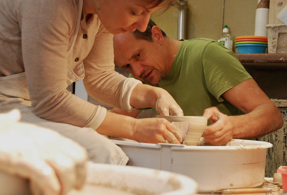 Cours de poterie ceramique Paris