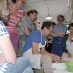 Cours de tournage céramique à Paris
